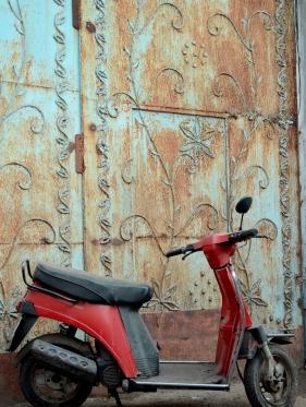 Old school rebel's ride