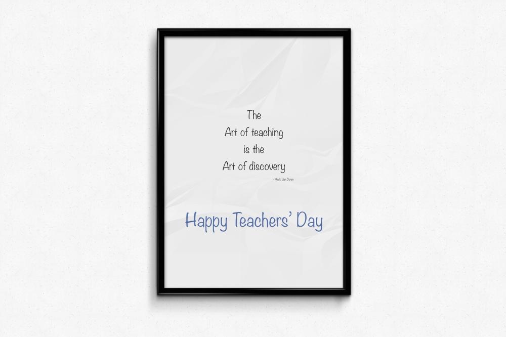 Teacher's-day
